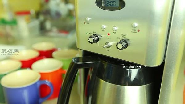怎么清洗咖啡壶干净 咖啡壶的清洗步骤