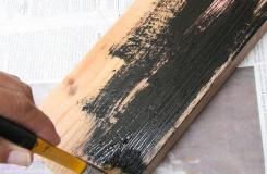 如何给木制家具刷油漆 正确手工刷油漆方法