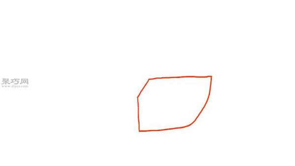 简笔画帆船的画法步骤图解 教你如何画帆船