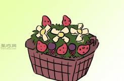 水果篮的水果怎么装好看 教您果篮如何搭配