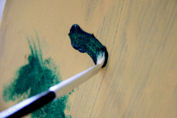 如何画好一副水彩抽象画的花 抽象画怎么画 5