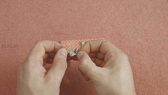 手工制作钥匙链教程11
