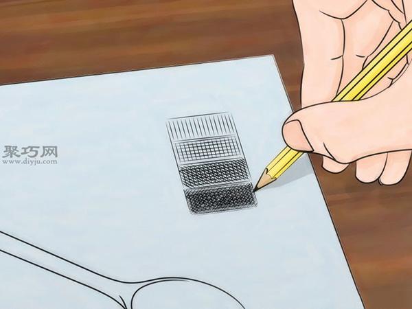阴影的画法教程 教你画画怎样画好阴影 3