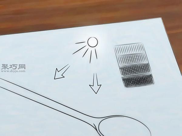 阴影的画法教程 教你画画怎样画好阴影 4