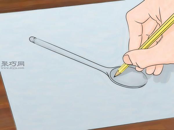 阴影的画法教程 教你画画怎样画好阴影 6