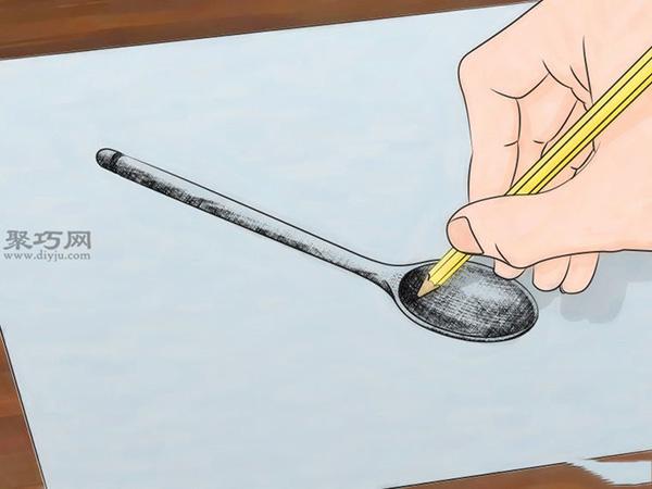 阴影的画法教程 教你画画怎样画好阴影 7