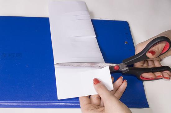 超级简单纸灯笼的做法步骤 儿童手工制作纸灯笼教程