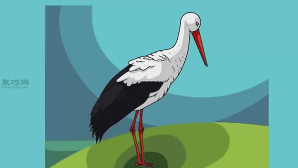 画小鸟简笔画教程图解 教你小鸟怎么画更逼真