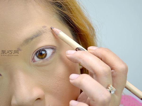 怎样画眉毛又快又好看,本文画眉毛技巧图解,教你正确描眉的方法,如何