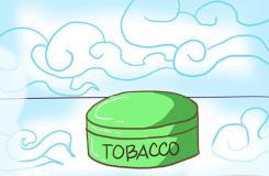 无烟烟草怎么嚼 如何嚼烟草