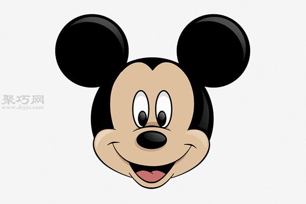怎样画迪士尼卡通人物 手绘迪士尼卡通人物作品大全 8