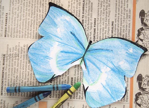 9種有創意地利用紙方法 原來紙還可以這樣用 6