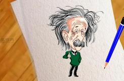 漫畫人物的畫法步驟詳解 教你怎么畫漫畫人物