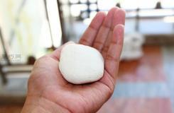 DIY风干粘土教程 教你玉米淀粉快速制作冷瓷土的方法