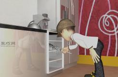 廚房整理收納技巧 怎樣收拾廚房干凈整潔