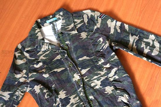 旧衣服DIY僵尸服装教程详解 教你僵尸道具服制作步骤 2