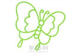 蝴蝶��P��的��法