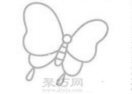 蝴蝶��P��的��法步�E3