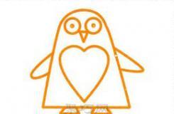 最簡單的企鵝怎么畫?這篇教程告訴你小企鵝怎么畫