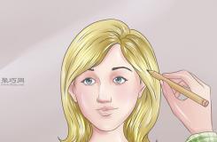 女性臉的畫法 來看怎樣畫臉