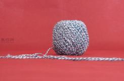 如何制作毛線球 教你編織的方法
