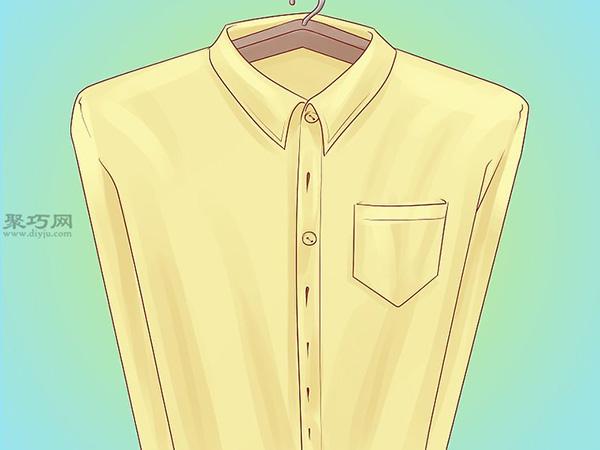 如何熨�C�Y服�r衫 14