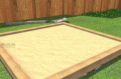 搭建一個沙箱教程圖解 怎樣搭建一個沙箱