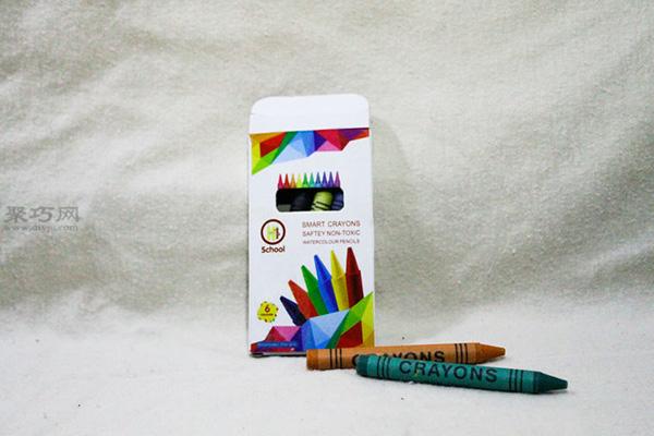 用蠟筆做唇膏方法 9