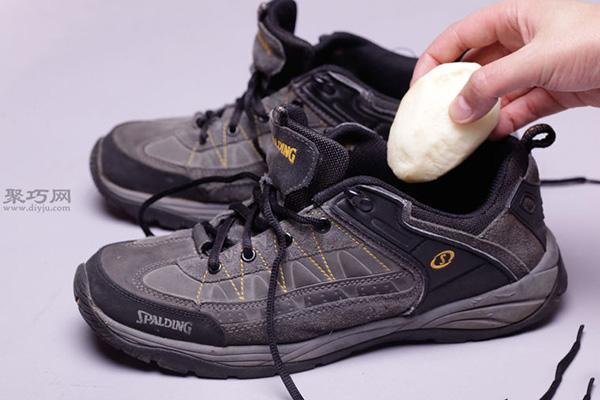 让鞋子没有臭味图解教程 2
