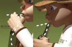 怎么制造�L笛 制造��蔚�菲�D片教程