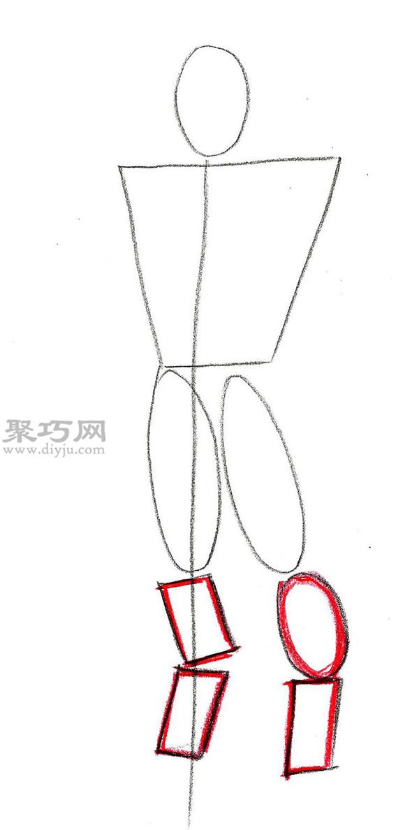 另一種鋼鐵俠畫法教程 3 5