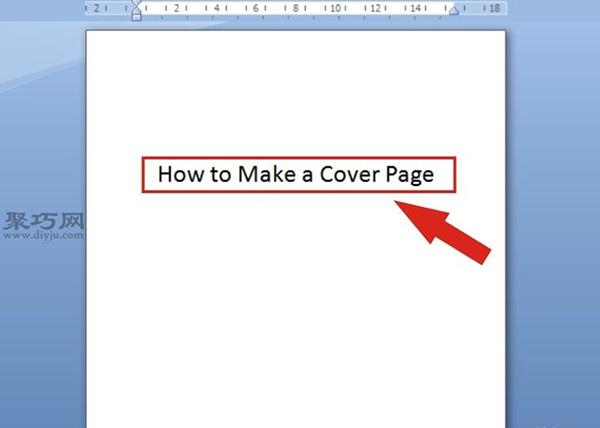 手工制作芝加哥風格論文封面圖片教程 32