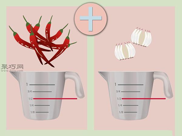使用植物做農藥圖解教程 1
