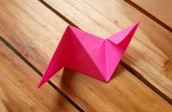 怎么樣學組合折紙 來看折紙的方法