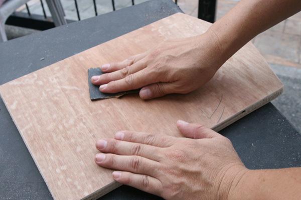 怎么樣給木材噴漆 18