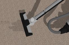 怎么樣用醋和蘇打粉去除狗狗的尿漬 去除地毯上的狗尿味教程圖解