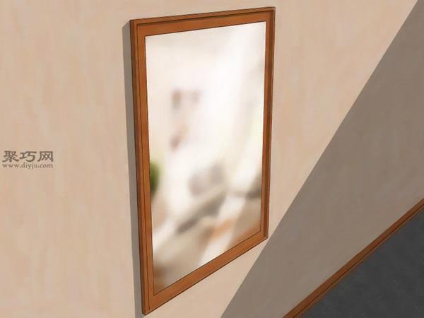如何給鏡子加框 9