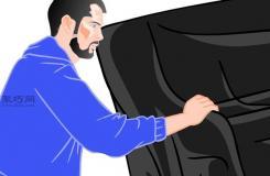 怎�右�庸ぷ魇忆�琴或大型立式�琴 �砜窗�愉�琴的方法