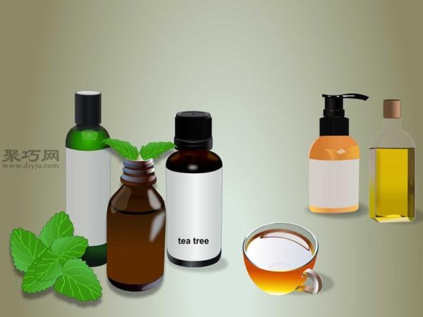 教你橄欖油皂洗發水圖片教程 1