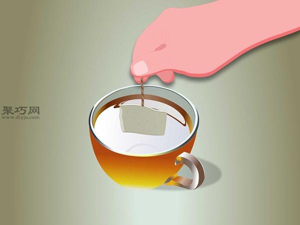 教你橄欖油皂洗發水圖片教程 2