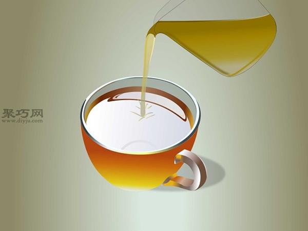 教你橄欖油皂洗發水圖片教程 4