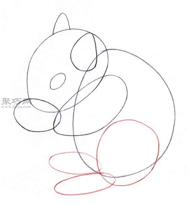 寫實風格畫法教程 6