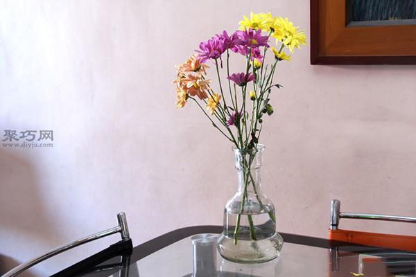 如何養護瓶花或鮮花 4