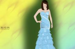 自制裙子教程图解 怎么样自制裙子