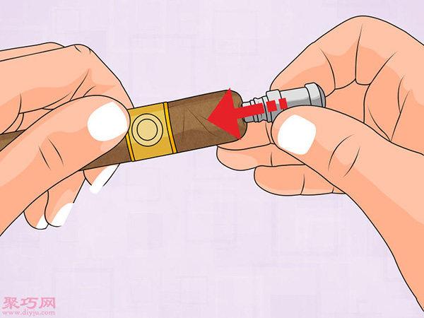 怎樣鉆孔式切割雪茄剪 7
