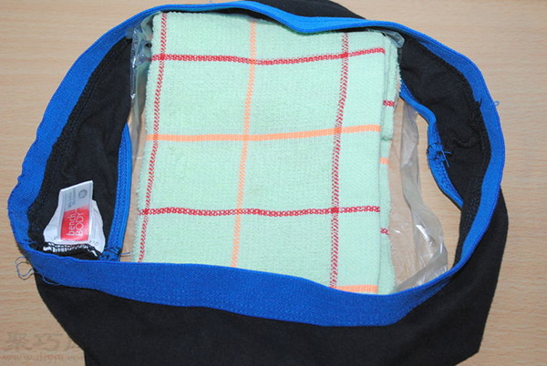 用全棉毛巾自制衛生巾怎么 14