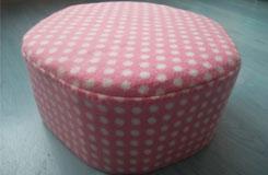奶粉桶舊物改造教程 空奶粉罐改造制作小凳子