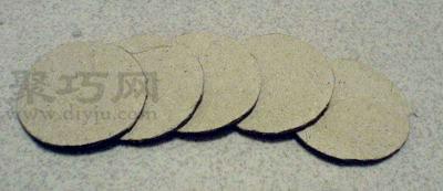 自制紙陀螺