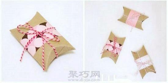 卫生卷纸筒手工制作小动物蝴蝶