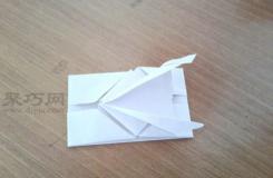 超级简单纸赛车的折法 6步学会怎么折赛车
